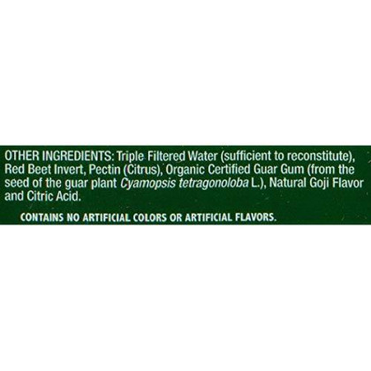 Dynamic Health Organic Certified Goji Juice Blend, 33.80-Ounce