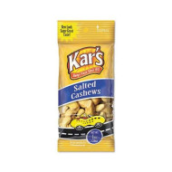 Kar'S Nuts Salted Cashews, 30-Count Packages