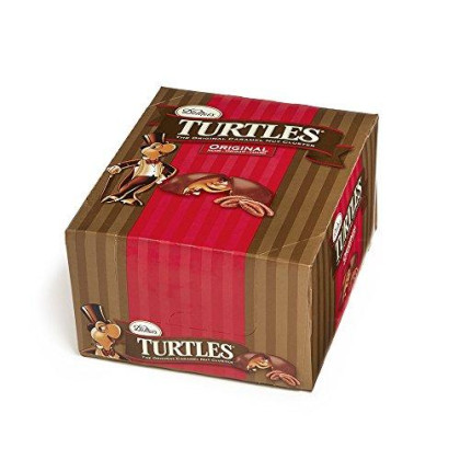 Turtles Milk Chocolate (3 Piece), 1.76-Ounce Packages (Pack Of 24)