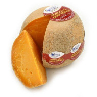Igourmet Aged Mimolette 12 Month By Isigny (7.5 Ounce)