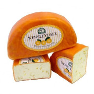 Igourmet English Wensleydale Cheese With Apricots (7.5 Ounce)