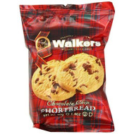 Walkers Shortbread Chocolate Chip, 2-Count Cookies (Count of 20)