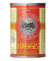 Caledonian Kitchen Haggis With Highland Beef, 14.5-Ounce Cans (Pack of 3)