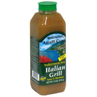 World Harbors Italian Grill Sauce, 18-Ounce Bottles (Pack Of 6)