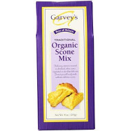 Garvey'S Organic Traditional Scone Mix, 9-Ounce Boxes (Pack Of 6)