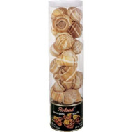 Roland Snails & Shells, Giant , 12-Count Tubes (Pack of 2)