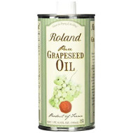 Roland Grapeseed Oil, 16.9 Ounce (Pack of 3)