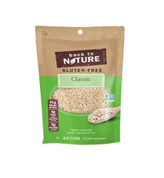 Back To Nature Non Gmo, Gluten Free Classic Granola, 12.5-Ounce (Pack Of 6)