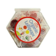Yummy Earth Organic Assorted Bin Lollipop, 6 Ounce - 10 Per Case.