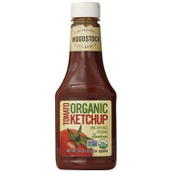 Woodstock Organic Tomato Ketchup, 12 Ounce (Pack of 16)