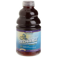 R.W. Knudsen Recharge Sports Drink, Grape, 32-Ounce Bottles (Pack Of 12)