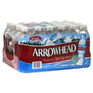 Arrowhead Water Spring, 0.5Ltr (Pack of 24)