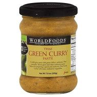 World Foods Paste Thai Green