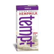 Living Harvest Tempt Hemp Milk, Vanilla, 32-Ounce Containers (Pack Of 12)