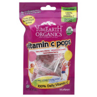Yummy Earth Lollipop Og2 Vitamin C 3 Oz