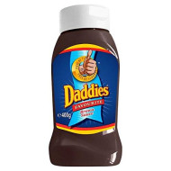 Daddies Brown Sauce, 14.11 Ounce