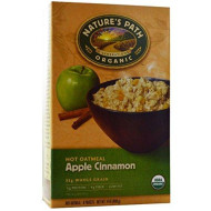 Nature's Path, Organic Apple Cinnamon Oatmeal Pouch, 14.00 OZ (Pack of 6)