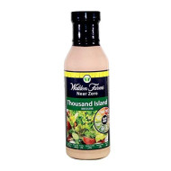 Walden Farms Sugar Free Thousand Island Dressing, 12 Ounce - 6 per case.