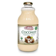 Lakewood Organic Coconut Juice, 32-Ounce Bottles (Pack Of 6)