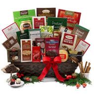 The Corporate Show Stopper Christmas Gift Basket