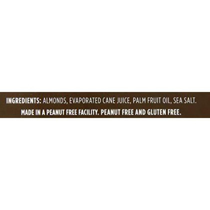 Barney Butter Almond Butter Snack Pack, Smooth, 0.6 Ounce (Pack of 24)