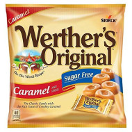 Werther'S Original Hard Candy, Sugar-Free, (1) 2.75 Oz Bag