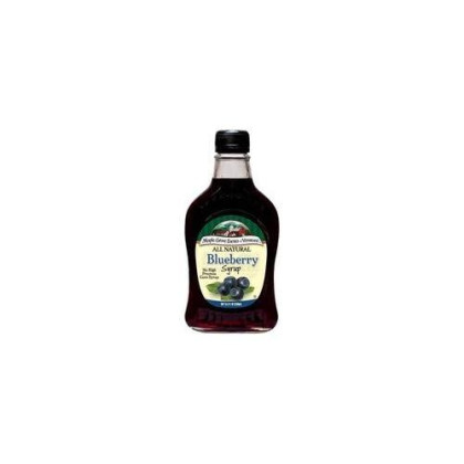 Maple Grove Natural Blueberry Syrup (12X8.5 Oz)