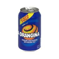 Orangina Drink Cans,12-Ounce (Pack Of 4)