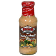 Louisiana Fish Fry Remoulade Dressing Sauce, 11 Ounce - 12 Per Case.