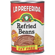 La Preferida Refried Beans Fat Free, 16-Ounce (Pack Of 12)