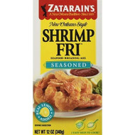 Zatarain's Fish Fry Shrimp, 12-ounces (Pack of12)