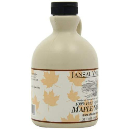 Vermont Butter Maple Syrup, 12 Ounce - 12 per case
