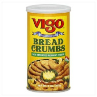 Vigo Bread Crumbs Italian, 8-ounces (Pack of12)