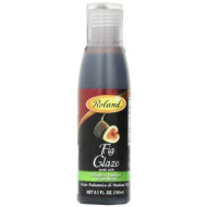 Roland Foods Balsamic Glaze, Fig, 5.1 Ounce
