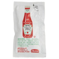 Heinz Tomato Ketchup, 0.32-Ounce Single Serve Packages (Pack Of 200)