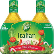 Wish-Bone Italian Dressing - 2/36oz