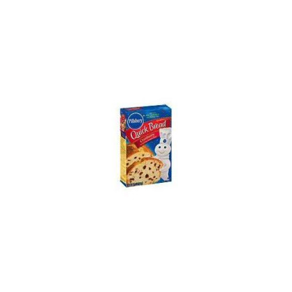 Pillsbury Cranberry Quick Bread & Muffin Mix 15.6 oz (Pack of 12)
