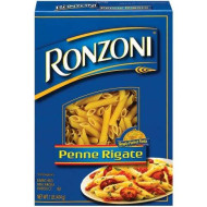 Ronzoni Penne Rigate, 16-Ounce (Pack Of 15)