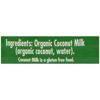 Native Forest Organic Classic Coconut Milk, 96 Ounce Can