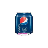 Pepsi Soda, 8 Oz Can (Pack Of 24)