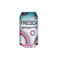 Fresca Black Cherry Soda, 12 Oz Can (Pack Of 24)
