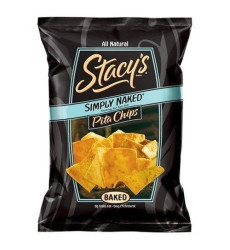 Stacy'S Pita Chips Simply Naked - 28 Ounces Each (Pack Of 2)
