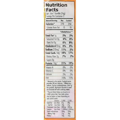 Organic Traditional Udon Noodles 8 Ounces (Case of 12)