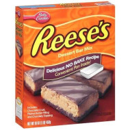 Betty Crocker Dessert Bar Mix, Reeses, 16 Ounce Boxes (Pack Of 6)