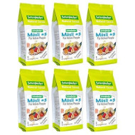 Seitenbacher Muesli Cereal #3 For Active People Fruit Mix 16 Ounce (Pack of 6)