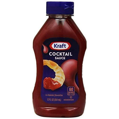 Kraft Cocktail Sauce, 12 Ounce (Pack of 12)