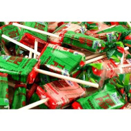 Top Pops Taffy Pops Watermelon 48Ct