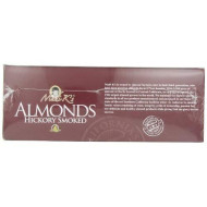 Madi K'S Hickory Smked Almonds, 2-Ounce Bags (Pack Of 36)