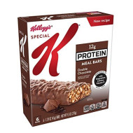 Special K Protein Meal Bars, Double Chocolate, 9.5 Oz (6 Count)