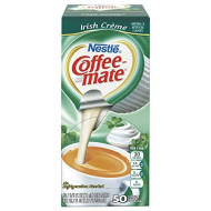 Nestle Coffee-Mate Coffee Creamer, Irish Creme, Liquid Creamer Singles, Pack Of 200